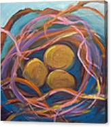 Nest Of Prosperity 5.2 Canvas Print