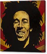 Nesta Robert Marley  Canvas Print