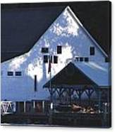 Net Shed Canvas Print