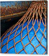Nets And Knots Number One Canvas Print