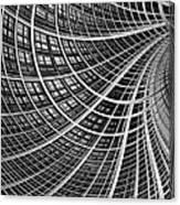 Network II Canvas Print