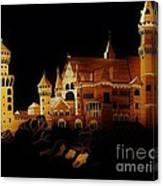 Neuschwanstein Castle_4 Canvas Print