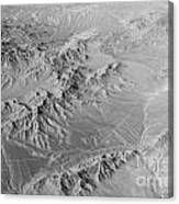 Nevada Skyview Canvas Print