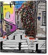 Neveh Tzedek Canvas Print