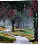 Never-ending Path Canvas Print