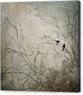 Nevermore... Canvas Print