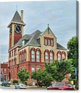 New Bern City Hall Canvas Print