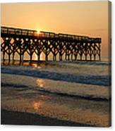 New Crystal Pier Canvas Print