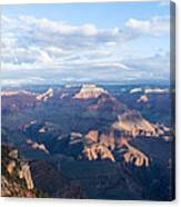 New Day At The Grand Canyon Canvas Print