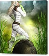 New Earth 3014 Canvas Print