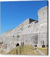 New Fort Corfu 1 Canvas Print
