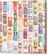 New Jersey Traffic Jam Canvas Print