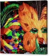 New Masks Canvas Print