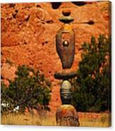 New Mexico Art Canvas Print