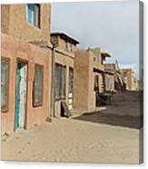 New Mexico Buildings Canvas Print