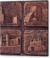 New Mexico Churches Canvas Print