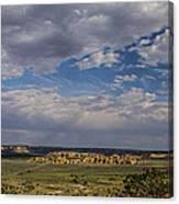 New Mexico Sky Canvas Print