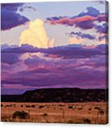 New Mexico Sunset Canvas Print