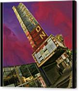 New Mission Theater San Francisco Canvas Print