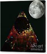 New Moon Canvas Print