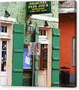 New Orleans - Bourbon Street 4 Canvas Print