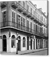 New Orleans: Buildings Canvas Print