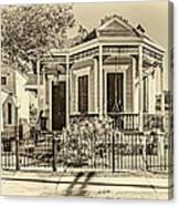 New Orleans Charm 2 Canvas Print