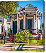 New Orleans Charm Canvas Print