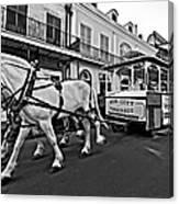 New Orleans Cortege  Canvas Print