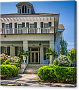 New Orleans Home 5 Canvas Print
