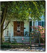 New Orleans Home 8 Canvas Print