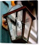 New Orleans Lamp Canvas Print