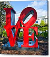 New Orleans Love Canvas Print