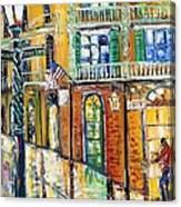 New Orleans Magic Canvas Print