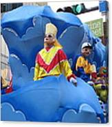New Orleans - Mardi Gras Parades - 121222 Canvas Print