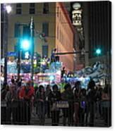 New Orleans - Mardi Gras Parades - 121241 Canvas Print