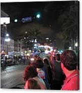 New Orleans - Mardi Gras Parades - 121243 Canvas Print