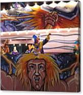 New Orleans - Mardi Gras Parades - 121251 Canvas Print