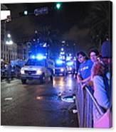 New Orleans - Mardi Gras Parades - 121254 Canvas Print
