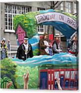 New Orleans - Mardi Gras Parades - 121279 Canvas Print
