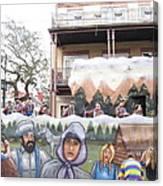 New Orleans - Mardi Gras Parades - 121288 Canvas Print