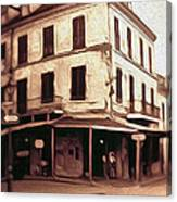 New Orleans - Old Absinthe Bar Canvas Print