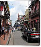 New Orleans - Seen On The Streets - 12122 Canvas Print