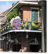 New Orleans - Seen On The Streets - 12129 Canvas Print
