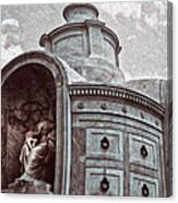 New Orleans - St.louis Cemetery Canvas Print