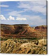 Ghost Ranch Landscape New Mexico 12 Canvas Print