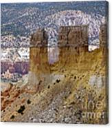 New Photographic Art Print For Sale Ghost Ranch New Mexico 9 Canvas Print
