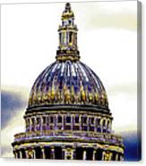 New Photographic Art Print For Sale   Iconic London St Paul's Cathedral Canvas Print