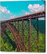 New River Gorge Canvas Print