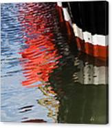 New Seeker Reflections Canvas Print